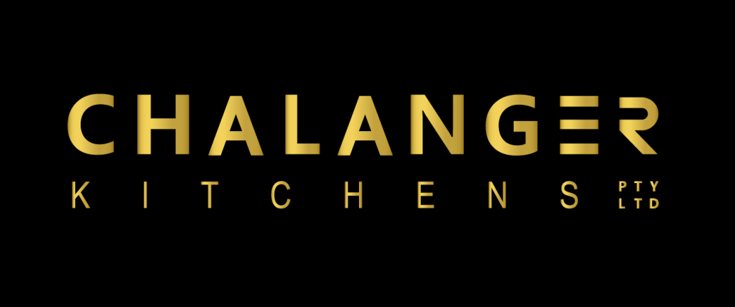 Chalanger Kitchens Logo - Black Background