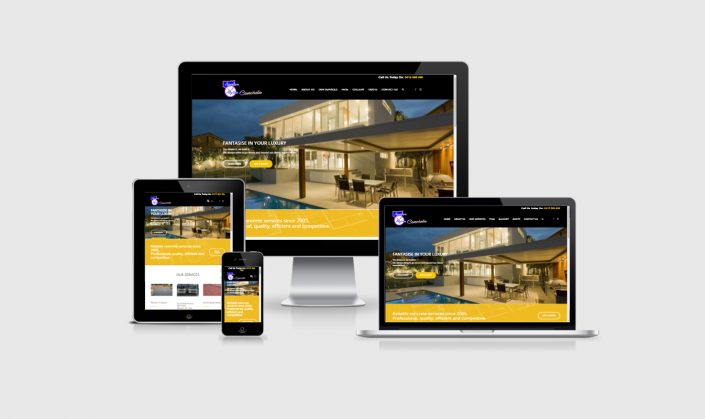 Website: Anywhere Anytime Concrete