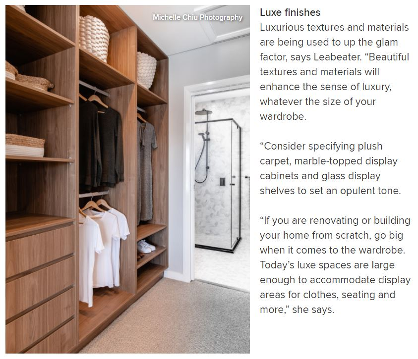 Houzz article August