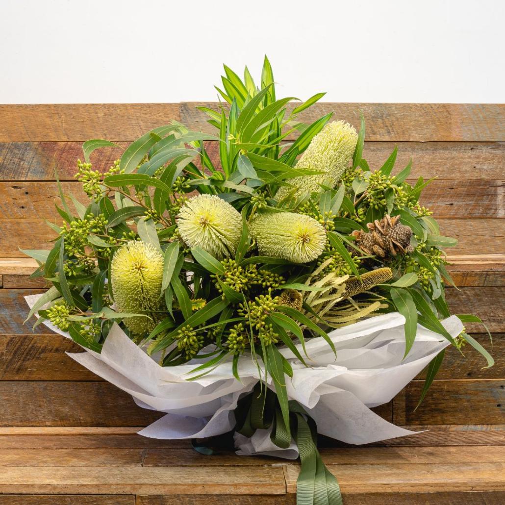 Buds & Beans Floral Arrangements